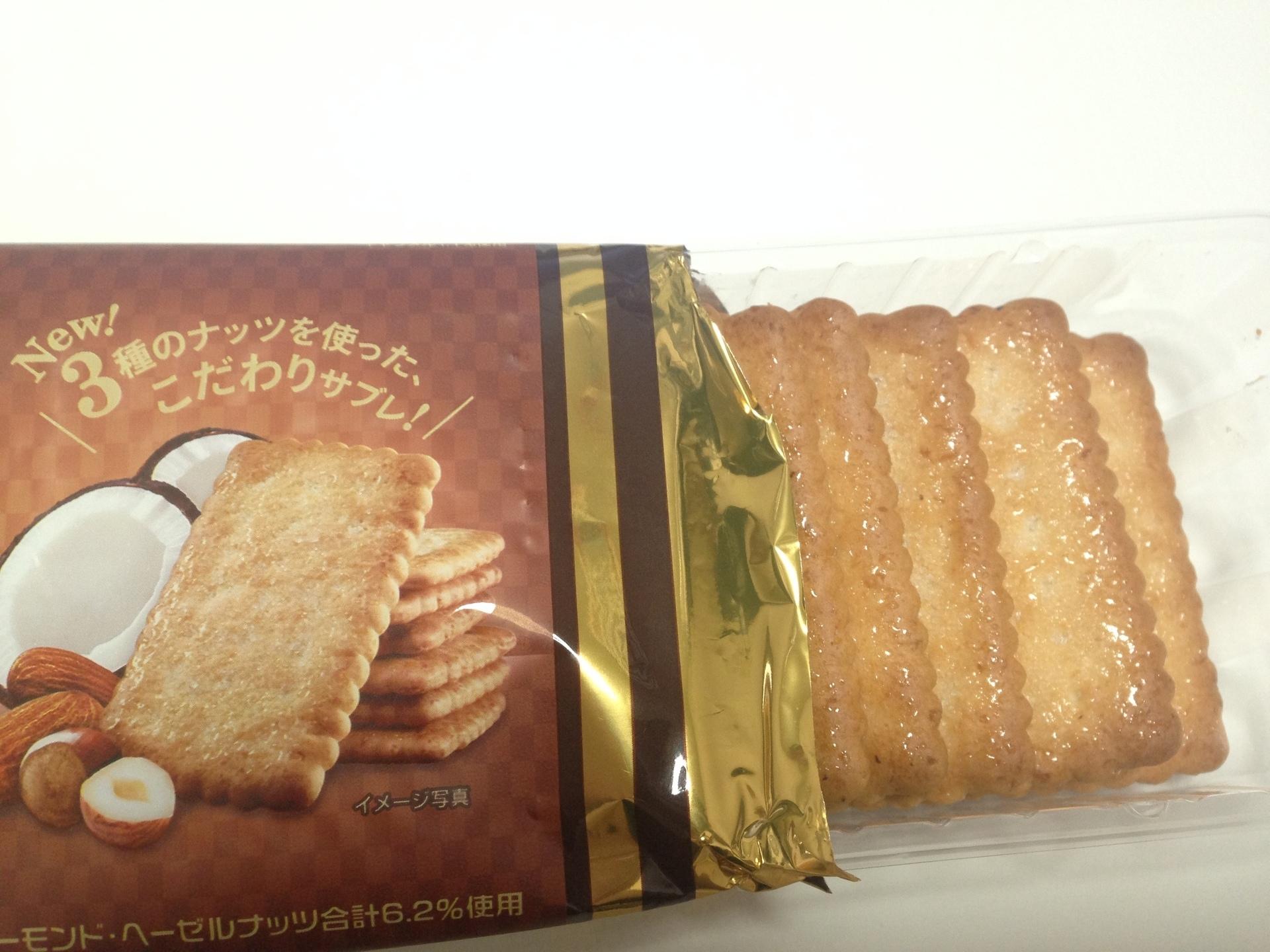 サブレ ココナッツ